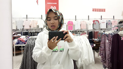Jaket Musim dingin factory outlet mangga dua square