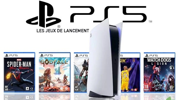 PS5: Top 5 Incredible Video Games Arriving This Year 2021!