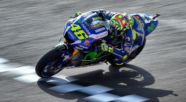 Valentino Rossi - Hasil Kualifikasi MotoGP 2016