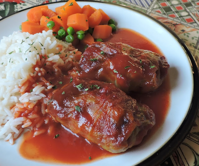 Best Cabbage Rolls