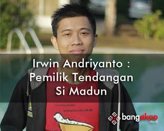 header irwin andriyanto