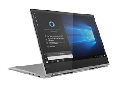 Spesifikasi dan Harga Lenovo Yoga 730 Terbaru 2018