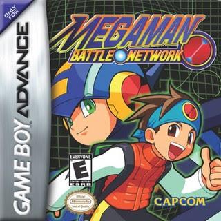 Rom de Mega Man Battle Network - GBA - PT-BR - Download