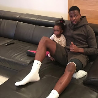 Divock With Kid