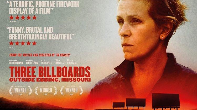 Truy Tìm Công Lý - Three Billboards (2018)