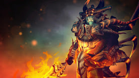 Doom DOTA 2 Wallpaper, Fondo, Loading Screen