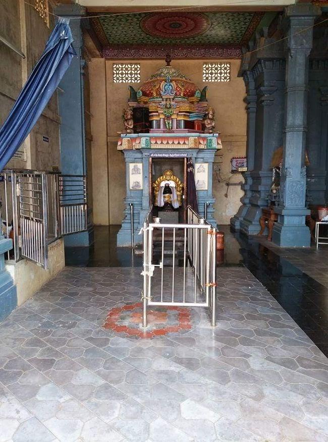 Sri Sapthaswara Anjaneya Shrine