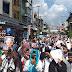 Sekitar 500 Umat Islam Tanjungbalai Turun ke Jalan Serukan Tangkap Sukmawati