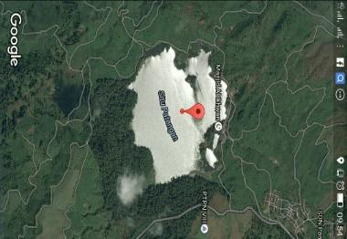 google maps situ patenggang