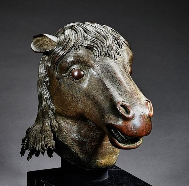 Horse-head statue looted by Anglo-French allied forces during Second Opium War in 1860 repatriated to China