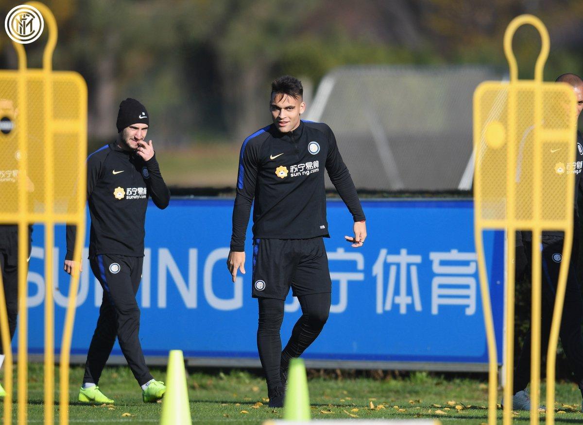 Inter pidió a Vidal y Griezmann para vender a Lautaro Martínez al Barcelona
