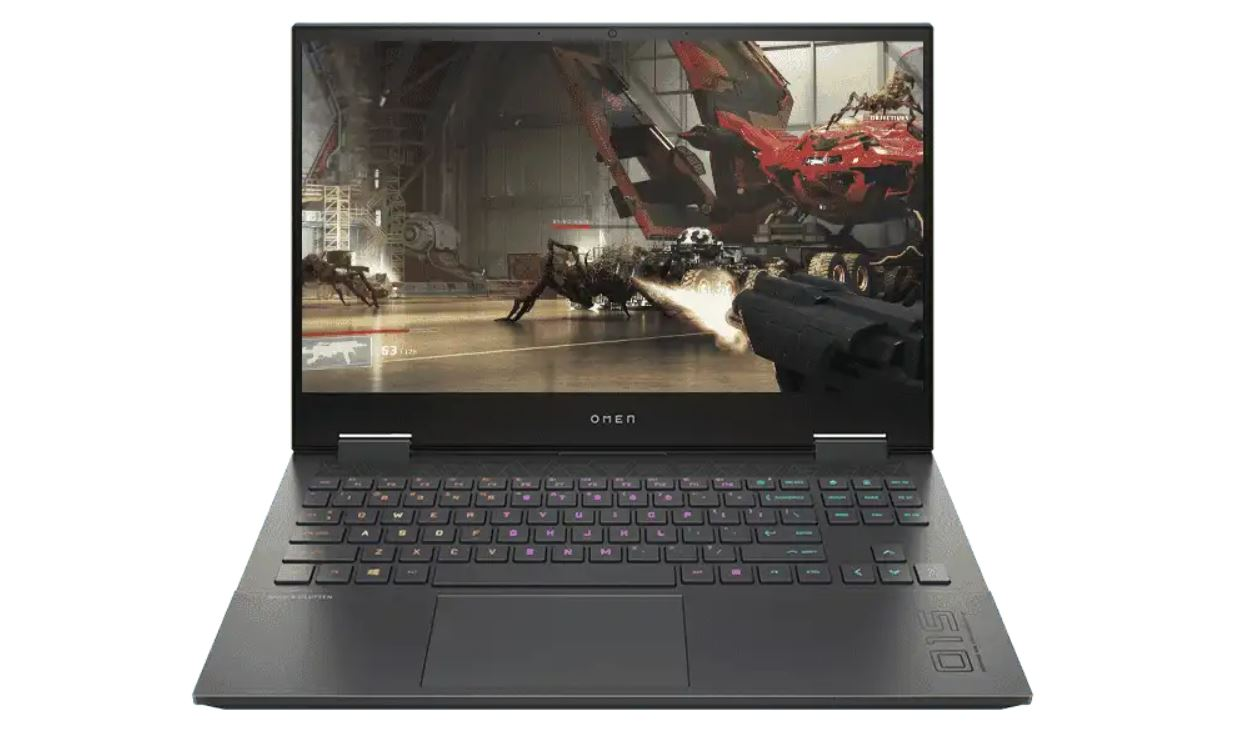 HP Omen 15 EN1029AX, Laptop Gaming Kencang dengan Duet Ryzen 7 5800H dan GeForce RTX 3060