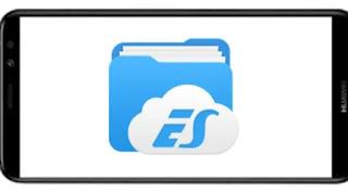 تنزيل برنامج  ES File Explorer Premium mod Pro بالنسخة المدفوعة مهكر بأخر اصدار