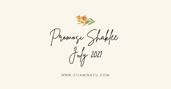 Promosi Shaklee July 2021 Pek Polifenol Resveratrol
