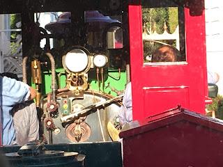 Disneyland Railroad Locomotive