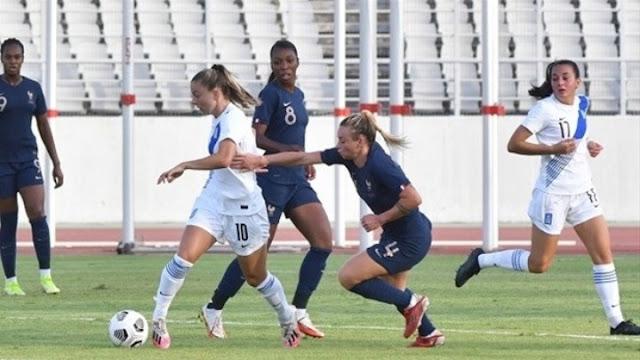Γυναικείο ποδόσφαιρο: Συντριβή με 10-0 της εθνικής από την Γαλλία