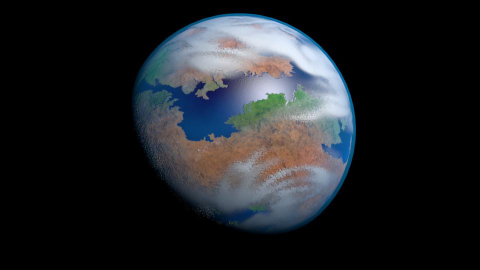 Planet Textures