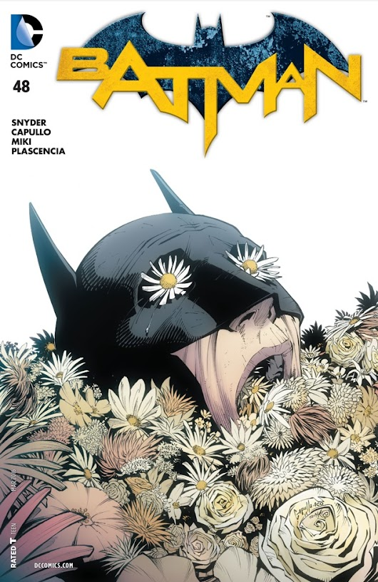 REVIEW: BATMAN #48