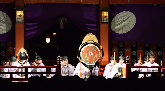 Chushu Kangen-sai, Hie-jinja Shrine, Chiyoda-ku, Tokyo
