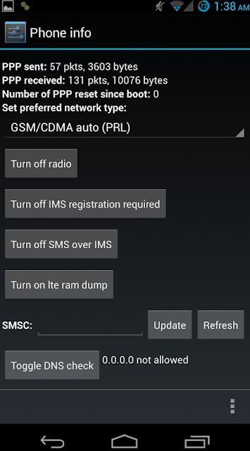 Cara Mengetahui Sinyal Jaringan Anda Di 2G, 3G, 4G, atau LTE 4