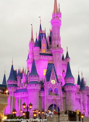 Disney World in Florida - Disney Castle