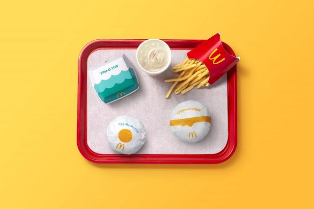 mcdonalds global redesign