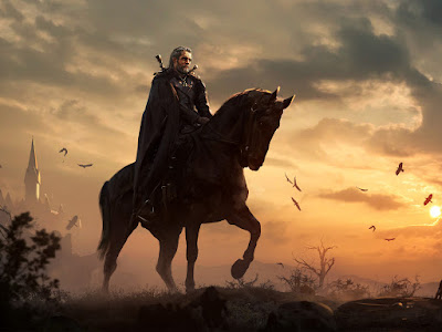Geralt of Rivia | Witcher Universe