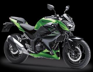 Gambar harga motor sport Kawasaki z250