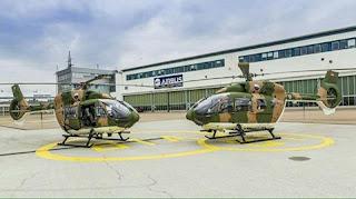 Helikopter Militer H145M Thailand