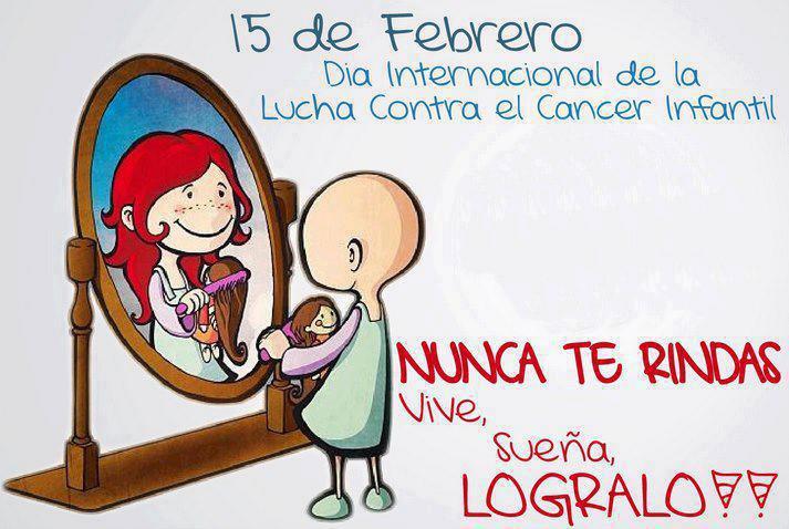 Ietsa 15 De Febrero Día Internacional De La Lucha Contra