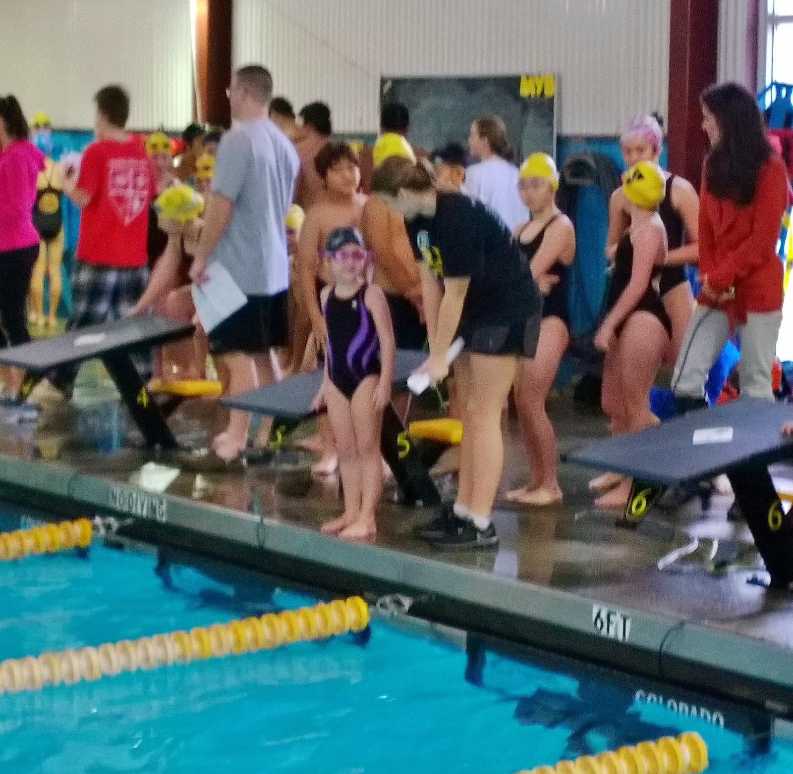 heat madness swim meet 2013