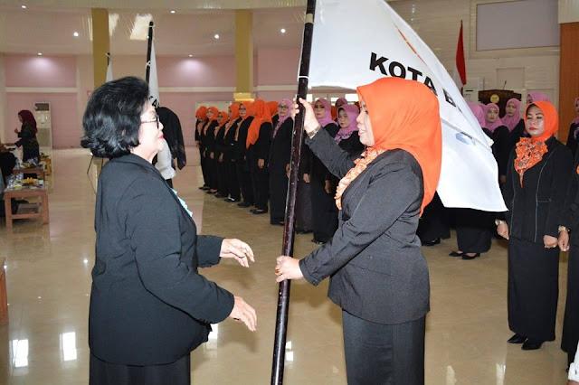 Pengukuhan_PERWOSI_Kota_Kabupaten_bima_dompu