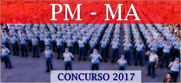 edital concurso Polícia Militar do MA tem 1.214 vagas