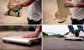 The Future with WalkCar