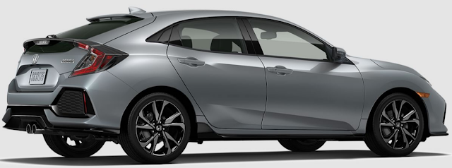 Honda Civic Hatchback 2017 Canada Price