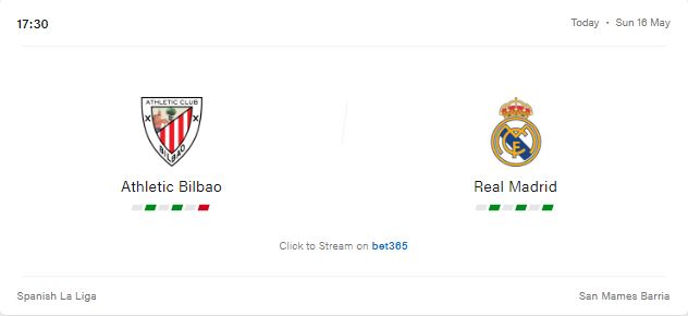 Athletic Bilbao vs Real Madrid Preview and Prediction 2021