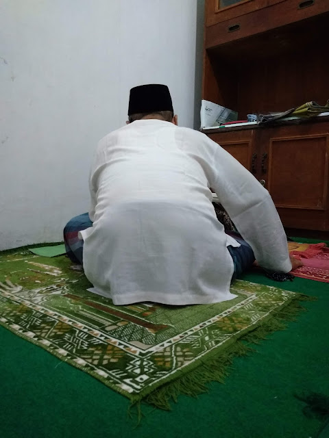 tadarus saat Ramadhan