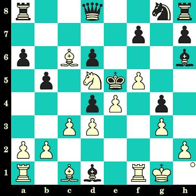 Les Blancs jouent et matent en 2 coups - Emanuel Lasker vs NN (Nomen Nescio), Manchester, 1903