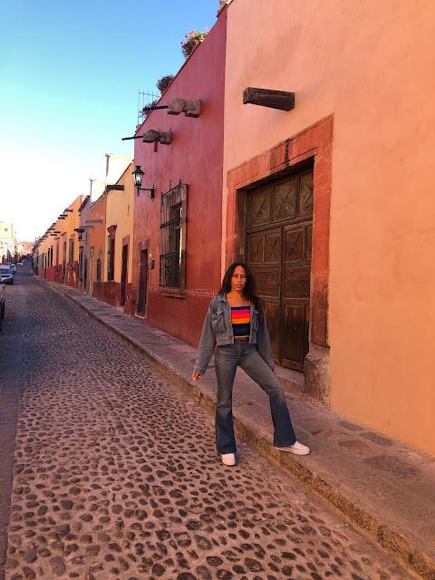 Architecture San Miguel de Allende Mexico blogger