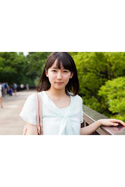 吉岡里帆 Riho Yoshioka Weekly Georgia No 78 Extra Pics 15