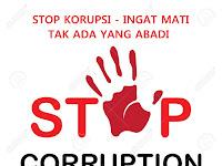 Jelaskan Sebab-Sebab Terjadinya Korupsi di Indonesia dan Mengapa Kasus Korupsi Tidak Berkurang