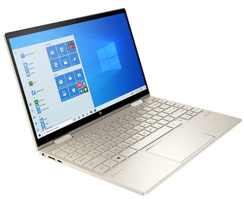 HP 13M-BD0023DX Envy x360 FHD IPS Touchscreen Laptop