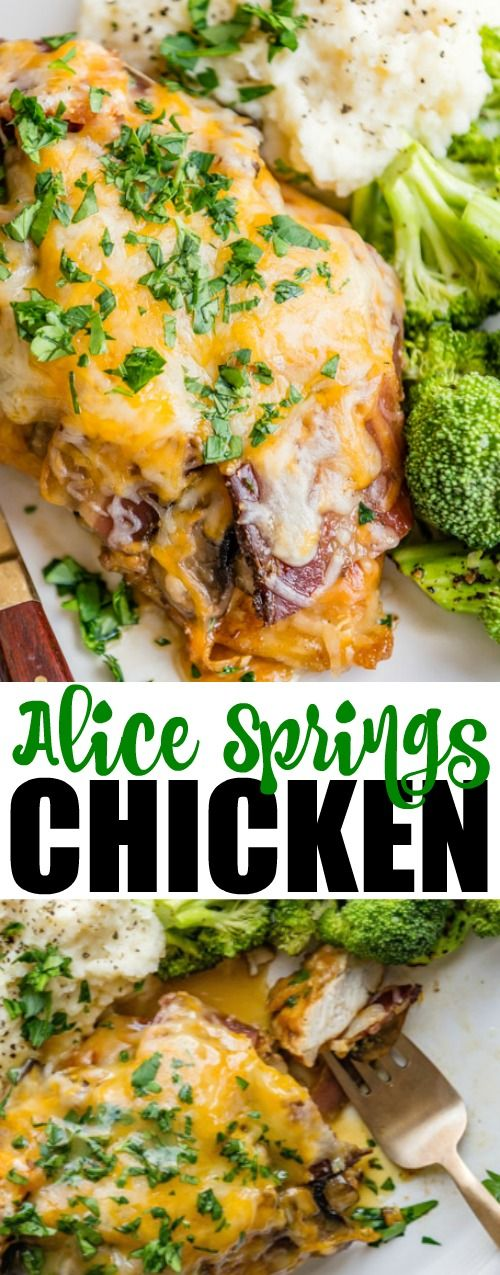 Alice Springs Chicken (Outback Copycat)
