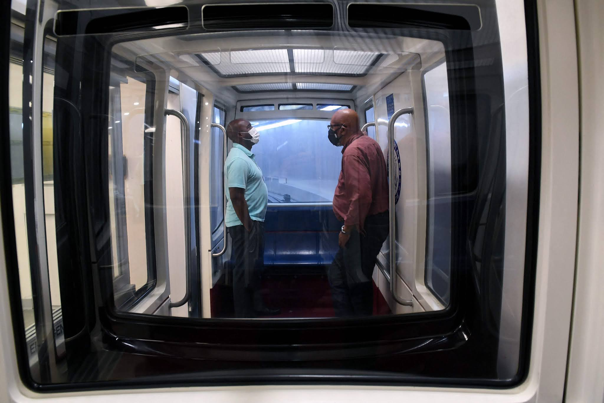 """A trip inside the """"Secret Congressional Train""""... A world unknown to Americans For decades, the Capitol Underground Railroad has been the preferred mode of transportation for some of the world's most powerful politicians...but most Americans are unaware of its existence."""