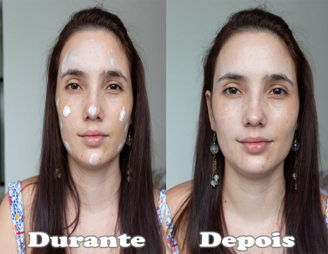 protetor facial Natura