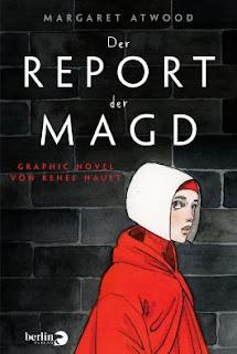 Renée Nault The Handmaid's Tale Feminismus Dystopie Bestseller Comic