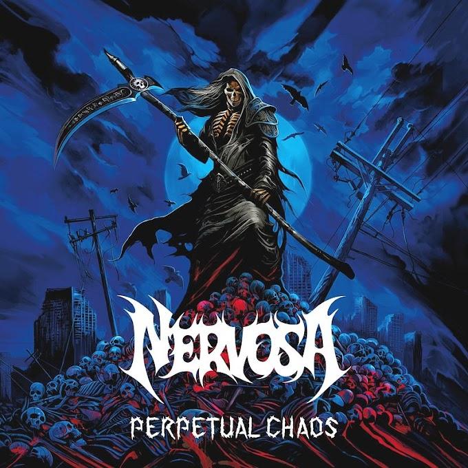 "Resenha #167: ""Perpetual Chaos"" (2021) - Nervosa"