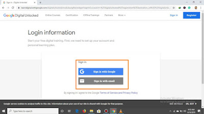 Digital marketing certificate google - Learn digital with google