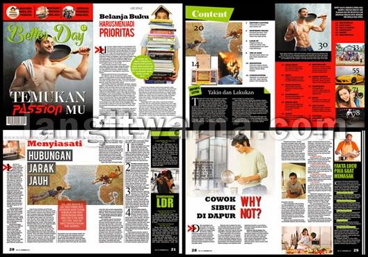 jasa desain layout dan cetak majalah buku koran murah jakarta