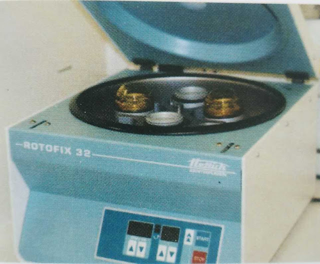 Hematilogy-instrument-Centrifuge-machine
